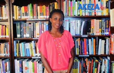Ange Bélyse IRADUKUNDA , fondatrice de Earth Swagg ©Akeza.net