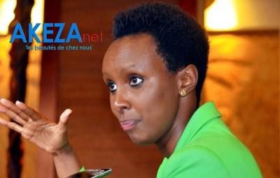 Carmen NIBIGIRA, coordinatrice de l'EATP ©Akeza.net