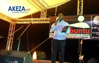 Dieudonné Nahimana, Représentant Légal de New Generation ©Akeza.net