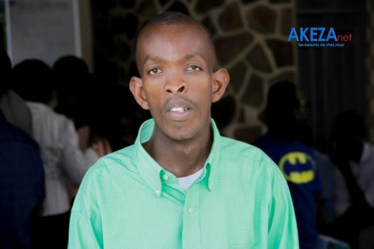 Blaise Nahimana,jeune formé©Akeza.net