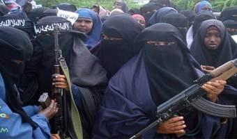جماعة جهادية اخوانية نسائية في المنيا