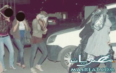 حادثة 85 من طالبات كلية الحقوق جامعة عين شمس