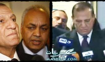 انسحاب الفريق سامي عنان من الترشح في انتخابات الرئاسة