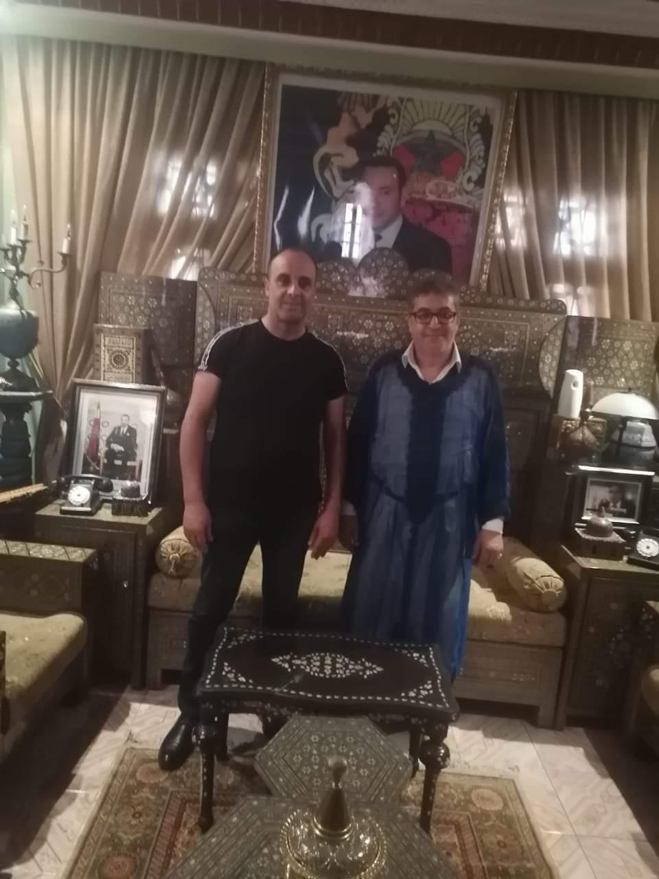 الدكتور نبيل مغار مرشحا للإنتخابات البرلمانية المقبلة بالحزب الديمقراطي الوطني