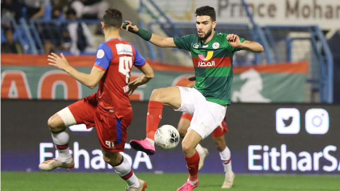 موعد مباراة الاتفاق ضد الاتحاد في الدوري السعودي والقنوات الناقلة