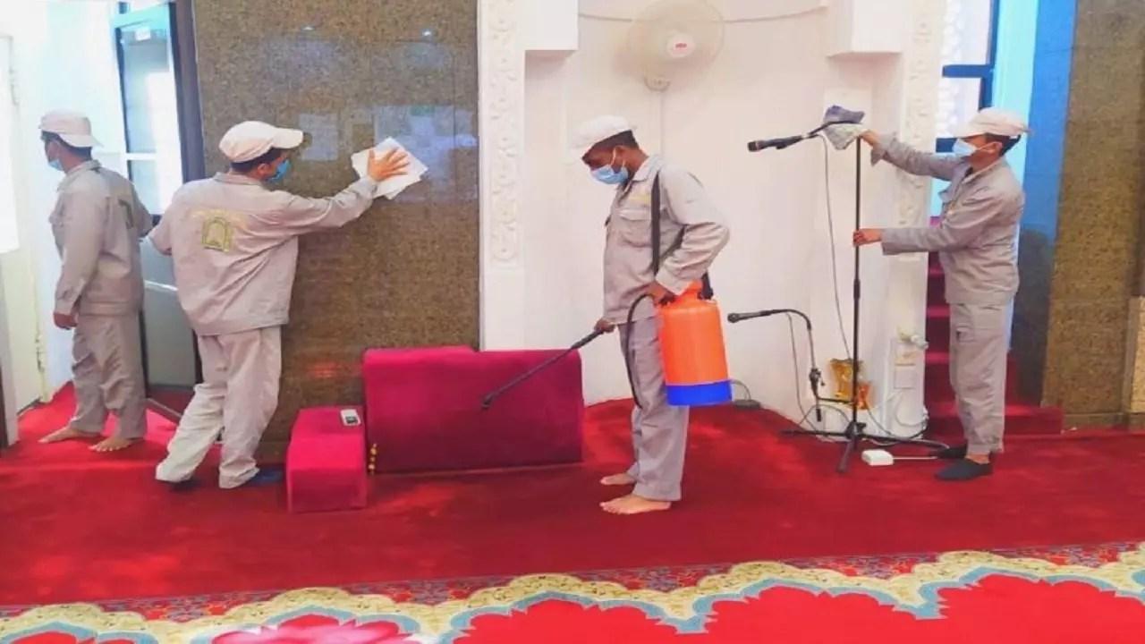 قرار عاجل من الشؤون الإسلامية بغلق 7 مساجد جديدة في الرياض