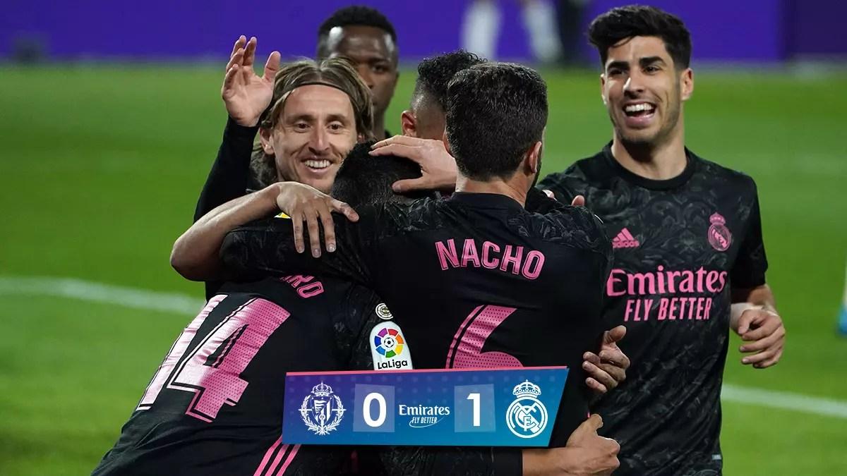 تغطية مباراة بلد الوليد ضد ريال مدريد