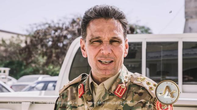 دارة يؤكد لـ ليبيا 24 نيوز أن وزارة الداخلية تسلمت البوابات الأمنية على الطريق الساحلي   ليبيا 24. الإخبارية