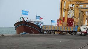 Photo of مليشيا الحوثي تتعمد تفاقم المعاناة الشعبية وتعطل دخول 3 سفن إلى ميناء الحديدة، لتفريغ حمولتها.
