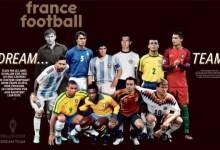 Photo of فرانس فوتبول | قائمة أفضل 11 لاعب كرة قدم عبر التاريخ