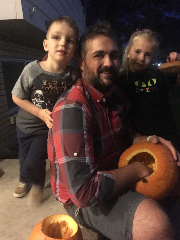 Pumpkin Carving!!!!