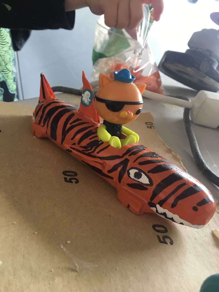 Pinewood Derby-Last Chance
