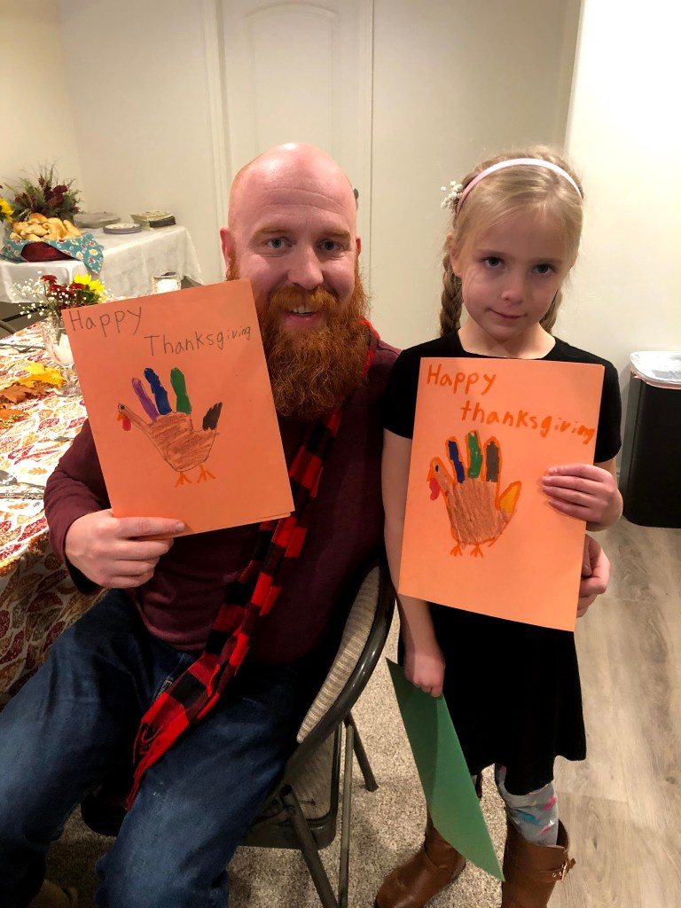 Thanksgiving 2019: Parade, Cereal, Snow, Dog Show and Dinner