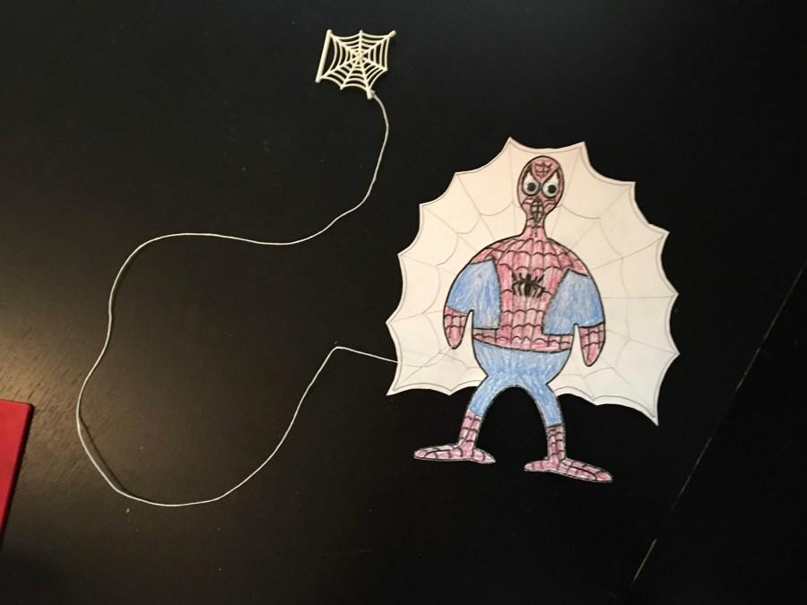 Spiderman Turkey