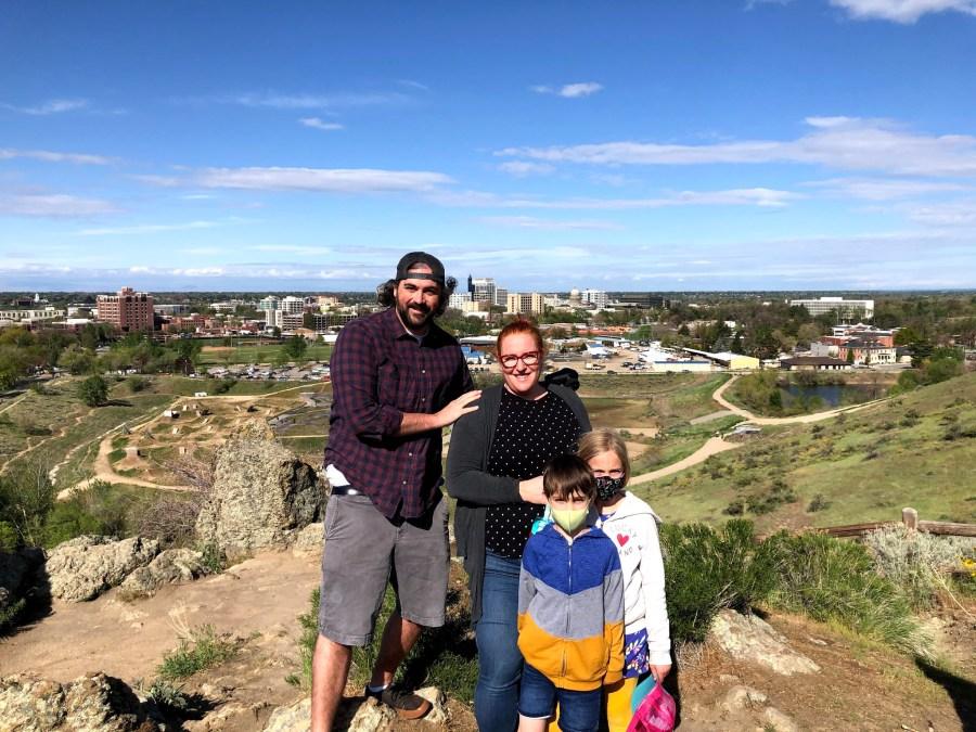 Boise Day 2: Sunday Fun Day-Hiking & Church