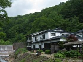 乳頭温泉郷「妙乃湯」(仙北郡田沢湖)