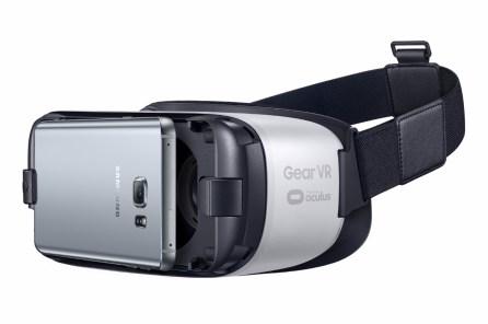 Gear VR Left Side