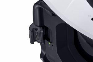 Gear VR close up
