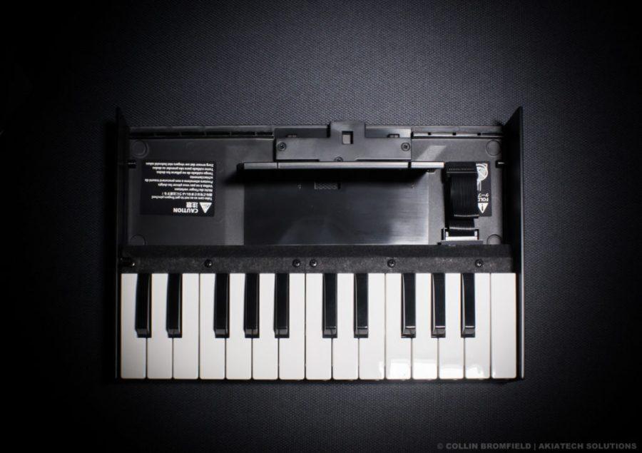 K-25m accessory keyboard Akiatech