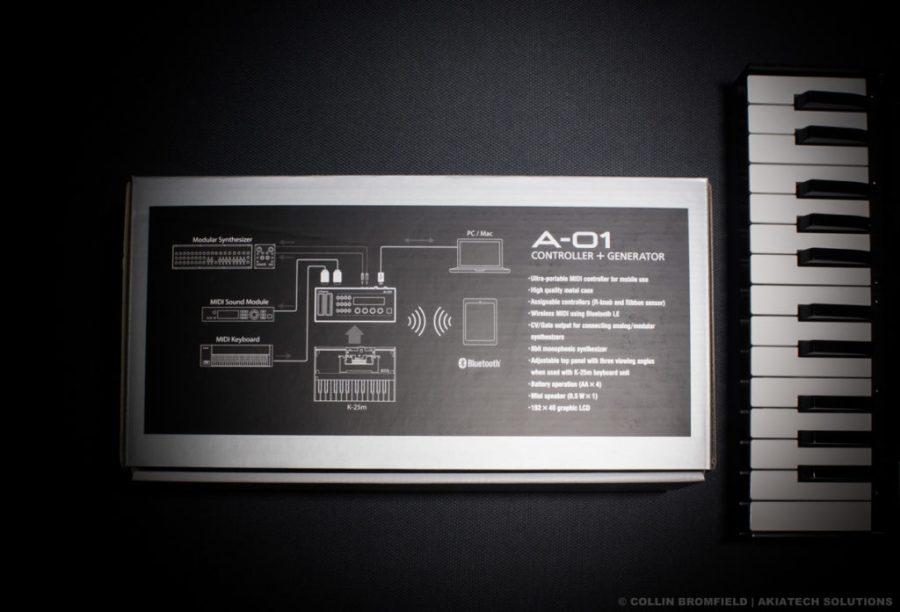 Roland A01 Box Akiatech