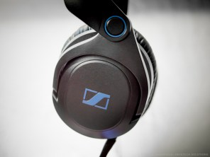 Sennheiser HD7 Side View