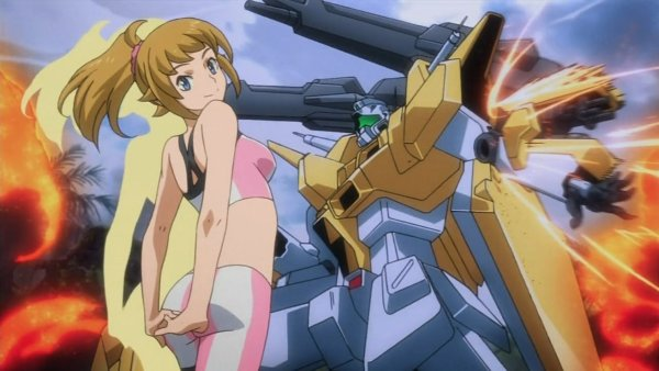 010 - Gundam Build Fighters Try - Fumina