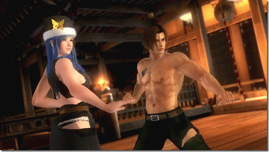 DOA5-Fairy Tail