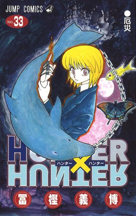 Hunter x Hunter vol 33