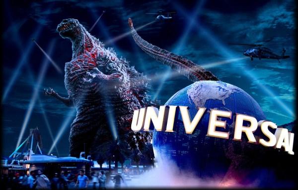 Godzilla The Real 4D