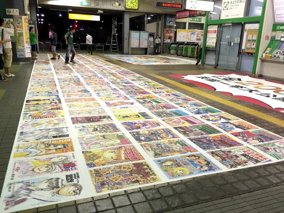 farewell-kochikame-in-train-station05