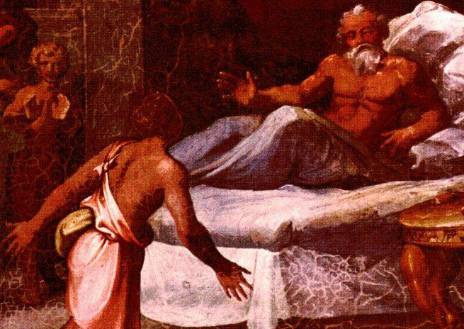 Raffaello Jákob és Ézsau