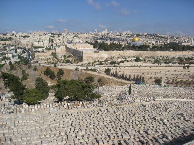 Jeruzsálemi zsidó temető