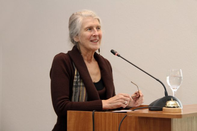 Dr. Annamaria Orla-Bukowska/Fotó: Fischer Anna, tomlantosinstitute.hu