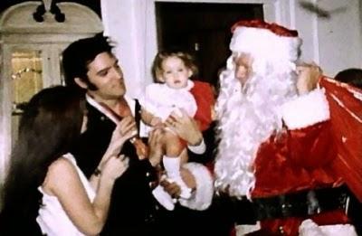 1969 karácsonya a Presley családban