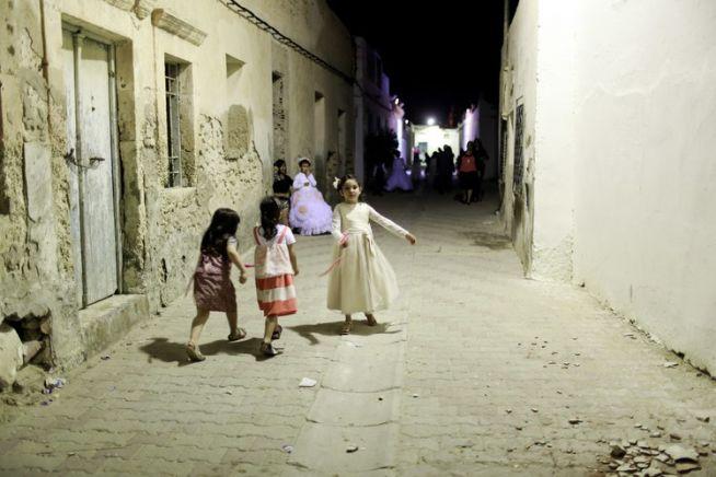 Djerba i utcakép
