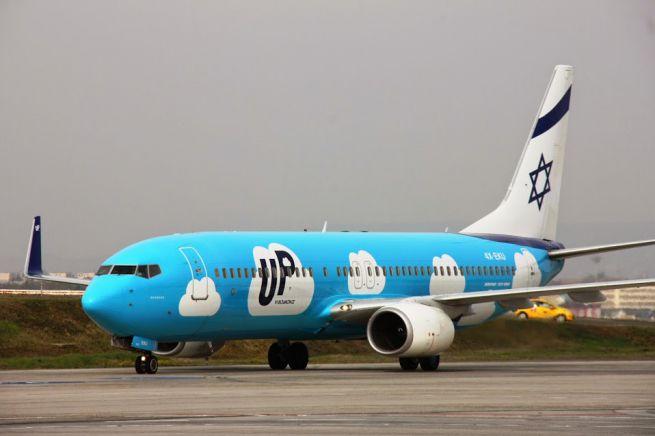 UP repülőgép