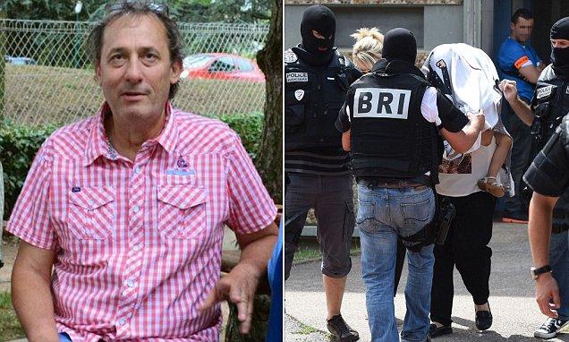 Az áldozat, Hervé Cornara