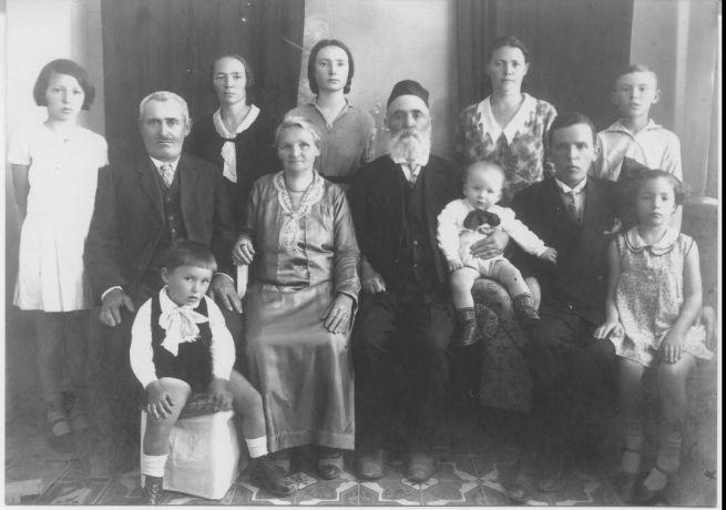 a Brezner család