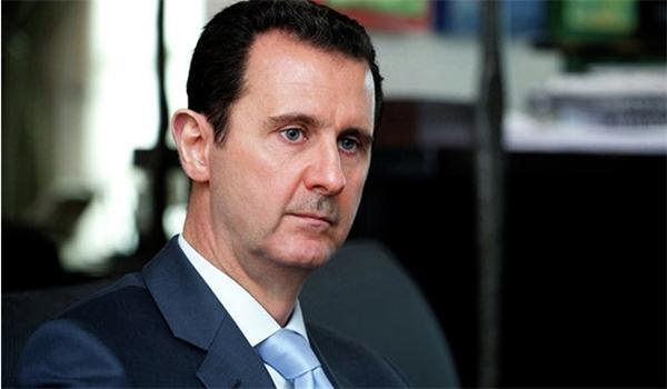 Aszad szíriai elnök