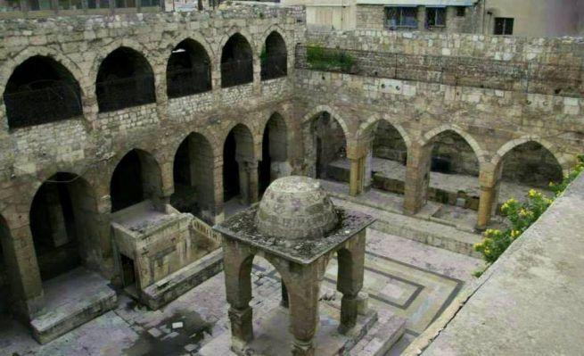 Az aleppói központi zsinagóga