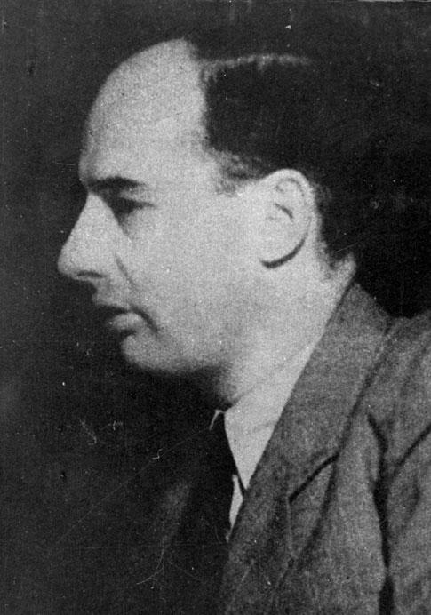 A Világ Igaza díjas Raoul Wallenberg, aki 1945 januárban tűnt el