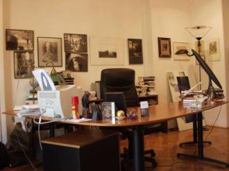 24 Budapesti dolgozószobája