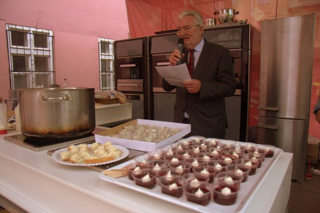 Dr. Heinz-Peter Behr, a Német Szövetségi Köztársaság magyarországi nagykövete