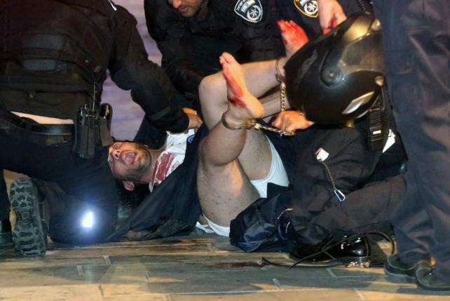 Az izraeli rendőrség letartóztatja az egyik gyanusított merénylőt