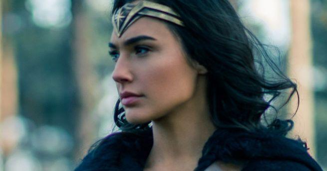 Gal Gadot, mint Wonder Woman