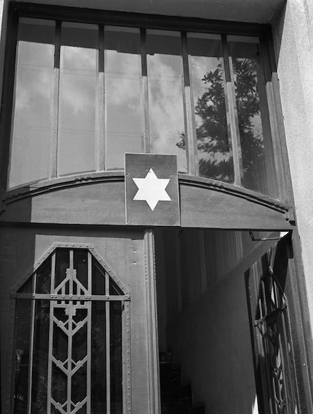 Csillagos ház, Budapest XIII. kerület, Katona József u. 28. (Fotó: Lissák Tivadar/FORTEPAN)