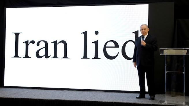 Irán hazudott