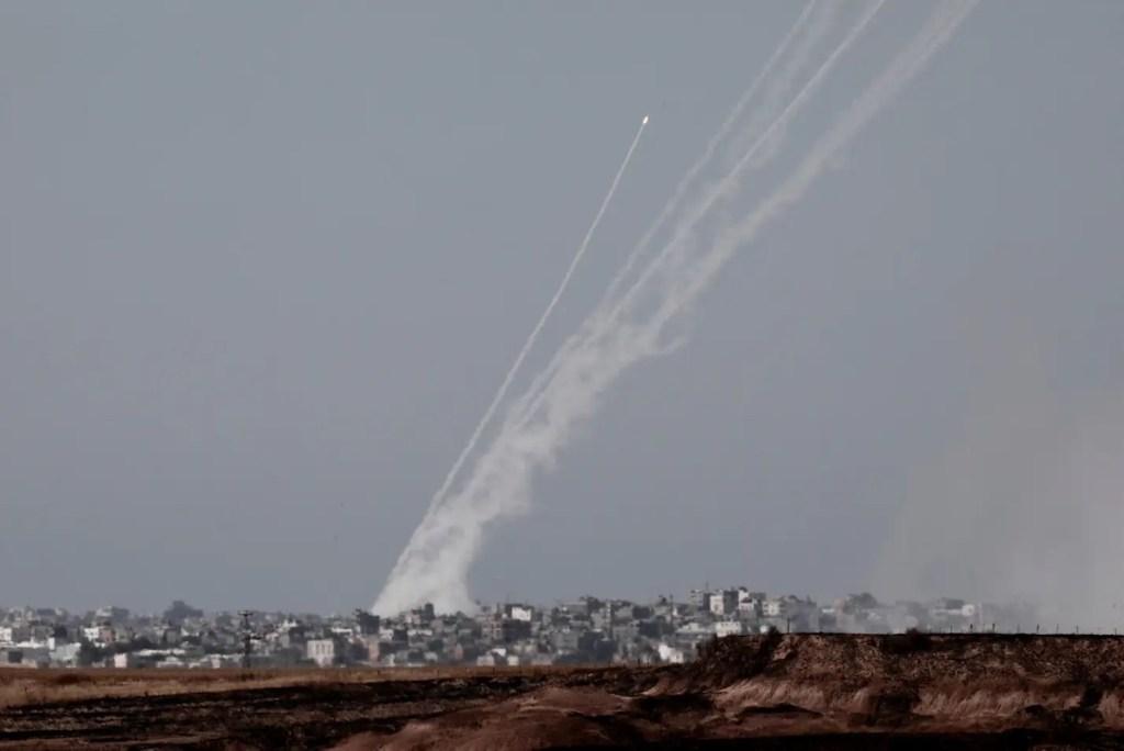 Újabb halálos áldozatai vannak a Gázai övezetből indított támadássorozatnak