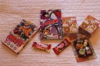 The Kit Kats were super delicious *~*