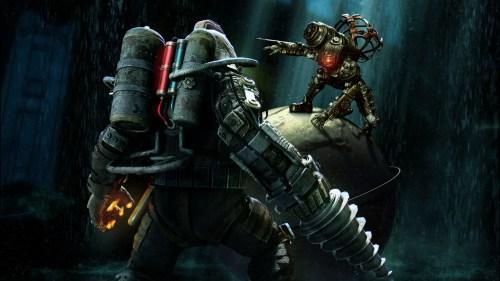 De repente, el multijugador de Bioshock 2 no parece tan mala idea